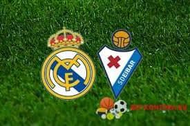 Прогноз на матч Реал Мадрид — Эйбар — 14.06.2020, 20:30